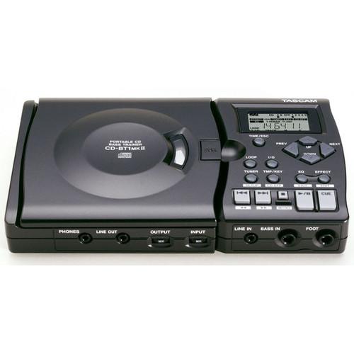 Tascam CD-BT1 MKⅡ 포터블 CD 베이스 트레이너