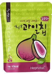 아비삭 과일칩 - 무화과 14g