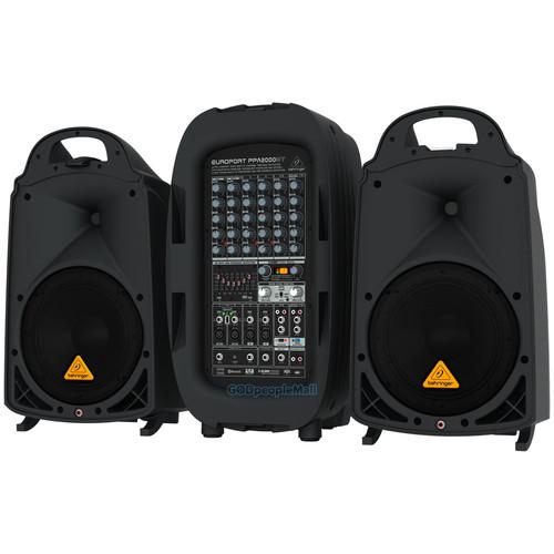 베링거 PPA2000BT 이동형 음향시스템
