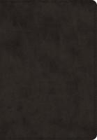 ESV: Super Giant Print Bible (TruTone®, Black)