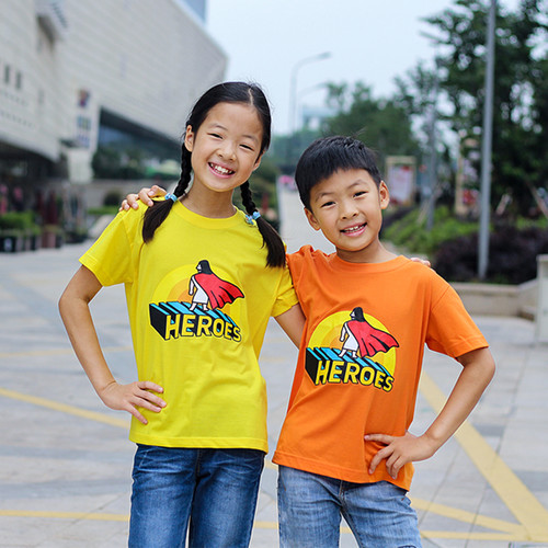 교회단체티 HEROES 히어로즈 아동
