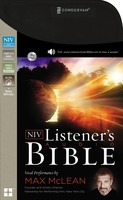 NIV: Listeners Audio Bible, Audio CD, 65 CDs