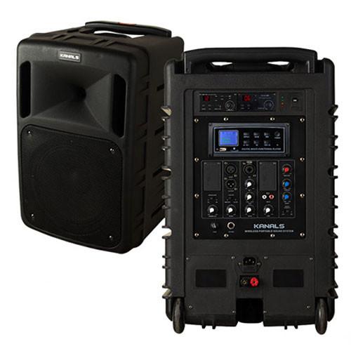 카날스 BK-1050N 충전식 휴대용 스피커