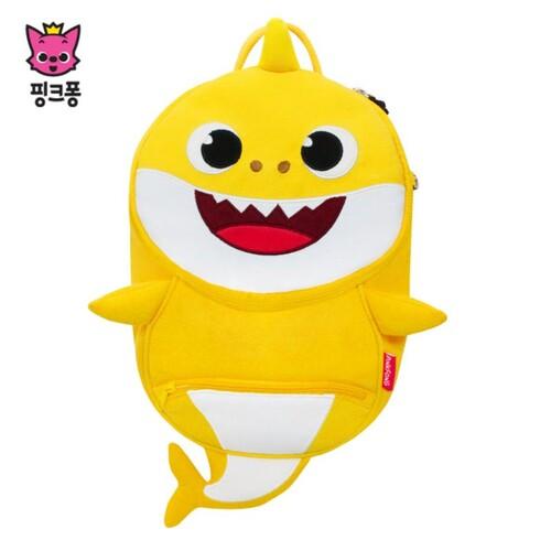 핑크퐁_아기 상어 미아 방지 배낭(WP-B08)
