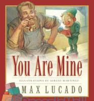 You Are Mine (Board Book) (HB)