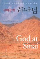 시내산의 하나님 - 성경과 고대근동학의 언약과 신현