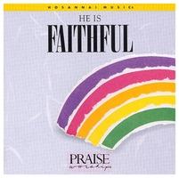 Praise & Worship - He is Faithful (CD)