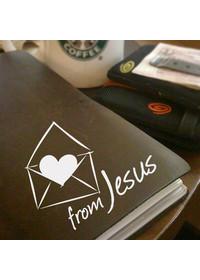 미니레터링- from Jesus (예수님의 편지)