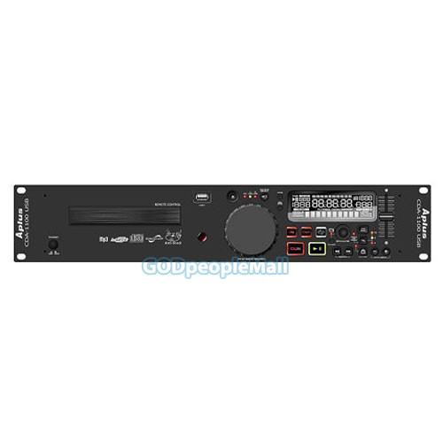 APLUS CD 플레이어 CDA-1100USB