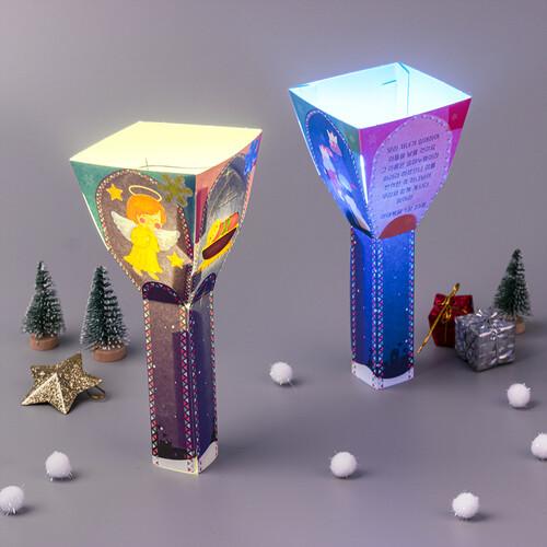 성탄새벽송 촛불전구(5개이상구매가능)
