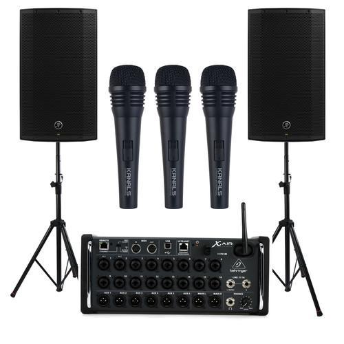 30~40평 이동형 음향시스템 6