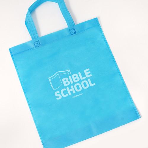 갓피플 부직포 보조가방 - 성경학교 #77889