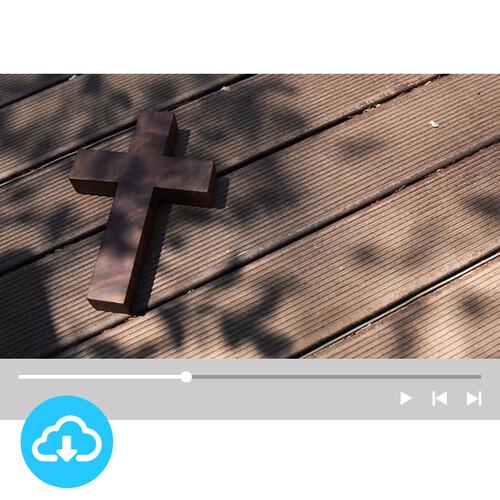 십자가 배경영상 13 by 굿픽 / 이메일발송(파일)