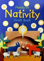 Hands-on Nativity Craft Book (PB)