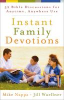 Instant Family Devotions (PB)