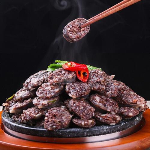 천년미소전통식품 전주 영양가득 전통순대 (500g / 1kg)