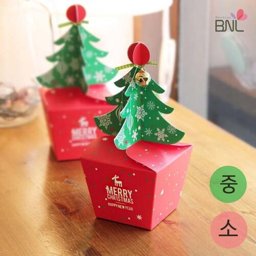 [x-mas포장]BNL 크리스마스 트리 선물상자(소)
