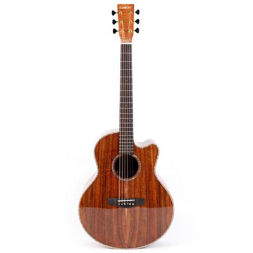 쟈마 WS-Z100BC (All Blackwood) 어쿠스틱 기타