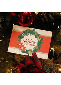 하베스터 크리스마스 카드 - 로얄 크라운