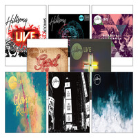 Hillsong Live Worship 음반세트(11CD)