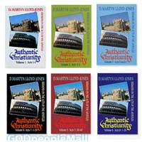 Authentic Christianity 6 Vols. (MLJBT 로이드존스 사도행전 전집 원서)