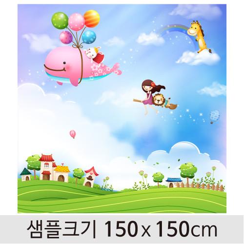 봄배경현수막(돌고래)-085  ( 150 x 150 )