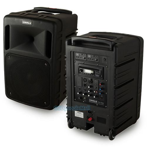 카날스 BK-1030BN 충전식 휴대용 스피커