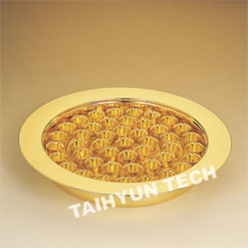 금 성찬기 THGAL-45 (밑판 1개   알루미늄컵 45개)