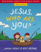 Jesus, Who Are You?: Names of Jesus ( Beginner Inductive Bible Study ) (소프트커버)
