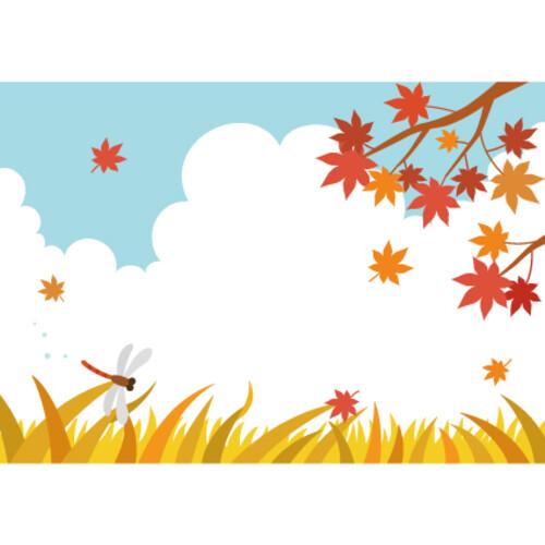 가을배경현수막-205 ( 200 x 140 )