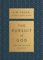 The Pursuit of God (Hardcover)