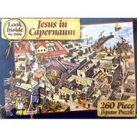 Look Inside Capernaum Jigsaw