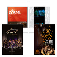 Heritage Masschoir - The Gospel 음반세트 (4CD DVD)
