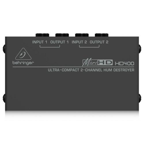 베링거 HD400 험 디스트로이어