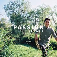 허민 가스펠 색소폰 - PASSION (CD)