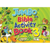 Jumbo Bible Activity Book 3 (PB)