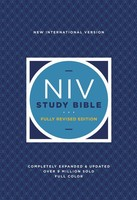 [개정판]NIV Study Bible, Fully Revised Ed (소프트커버)