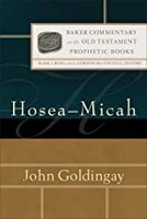 BCOT: Hosea-Micah (Baker Commentary on the Old Testament) (Hardcover)