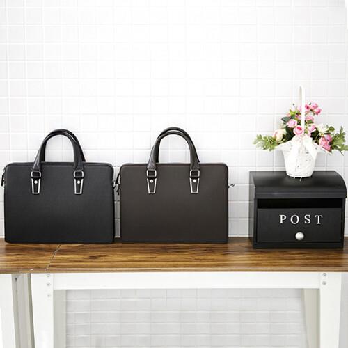 핸드메이드 고급 서류 가방 노트북 가방(A-006/384)