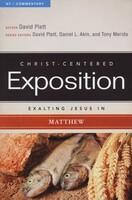 Exalting Jesus in Matthew (Paperback)