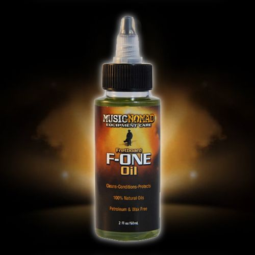 뮤직 노매드 Fretboard F-ONE Oil