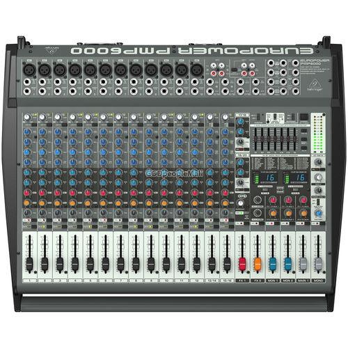 베링거 PMP6000 파워드 믹서