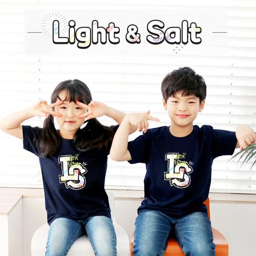 [갓키즈 티셔츠] L&S(빛과 소금) (아동프린팅 품절로, 성인프린팅으로만 작업됩니다.)