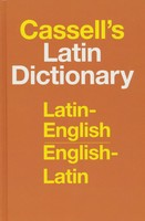 Cassells Latin Dictionary: Latin-English/English-Latin (Hardcover)