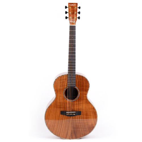 쟈마 WS-Z100B (All Blackwood) 어쿠스틱 기타