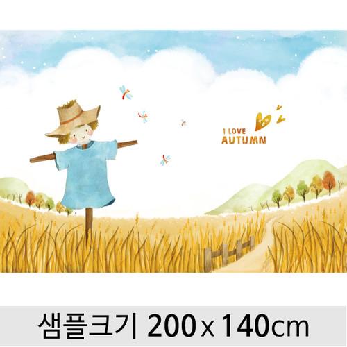 가을배경현수막-148  ( 200 x 140 )