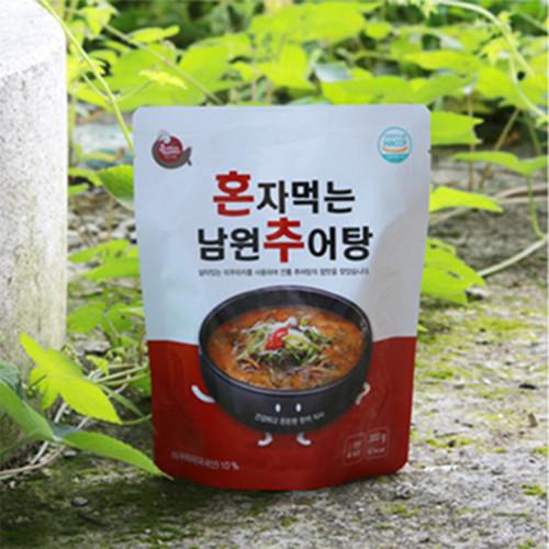 혼자 먹는 추어탕 선물세트 (300g*10팩, 20팩)