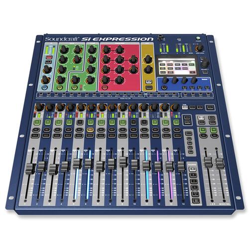 Soundcraft Si Expression1 디지털 믹서