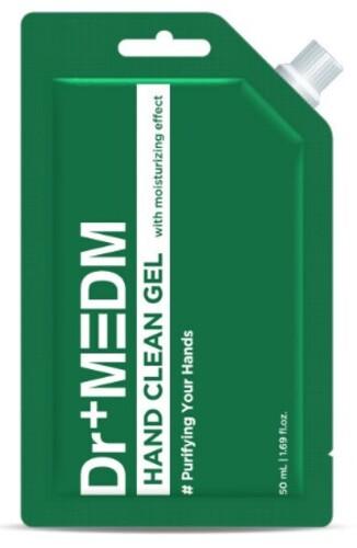 [닥터메디엠] 휴대용손세정제 핸드 클린 겔 스파우트 50ml(녹색포장)