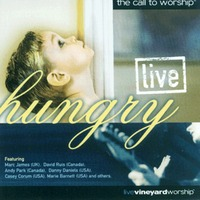 Hungry live : The call to worship(CD)